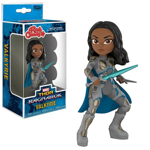 Thor Ragnarok Valkyrie Rock Candy Vinyl Figure Kramer Toy Warden in the Philippines