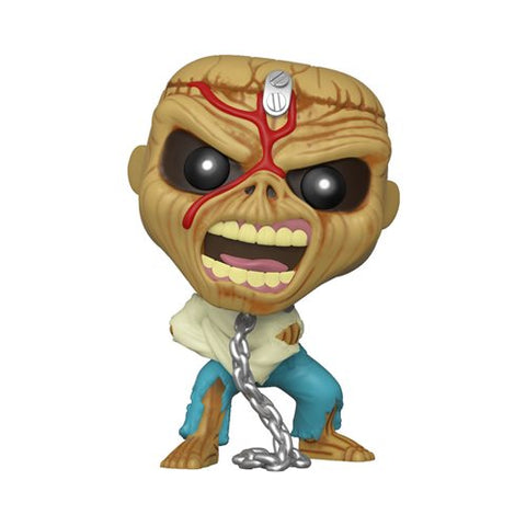 Pop Rocks: Iron Maiden Piece of Mind (Skeleton Eddie) Vinyl Figure
