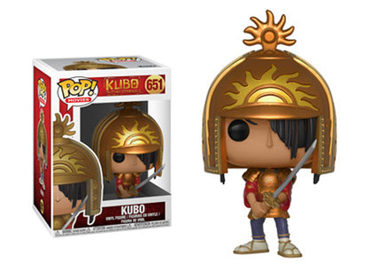 Kubo and the Two Strings - Kubo in Armor Pop! Vinyl Figure