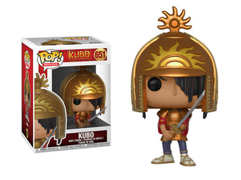 Funko Kubo and the Two Strings - Kubo in Armor Pop! Vinyl Figure Kramer Toy Warden Greenhills, Alabang Mall, Philippines