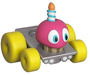 Five Nights at Freddy's Super Racers Diecast Figure Cupcake