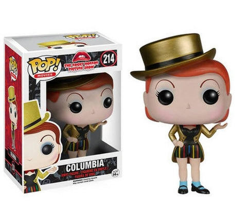 Rocky Horror Picture Show Columbia Pop! Vinyl Figure