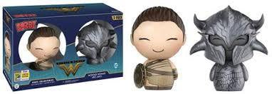 Wonder Woman and Ares Dorbz 2-pack SCE 2017