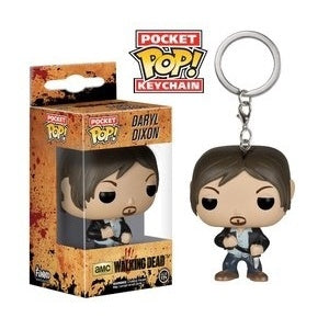 Funko The Walking Dead Daryl Dixon Pocket Pop! Vinyl Figure Key Chain Kramer Toy Warden Greenhills, Alabang Mall, Philippines