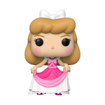 Cinderella in Pink Dress Pop! Vinyl Figure