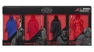 STAR WARS: THE BLACK SERIES 6-INCH GUARDIANS OF EVIL FIGURE 4-PACK