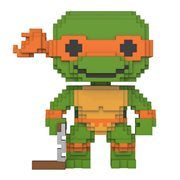 Funko Teenage Mutant Ninja Turtles Michelangelo 8-Bit Pop! Vinyl Figure #07 Kramer Toy Warden Greenhills, Alabang Mall, Philippines