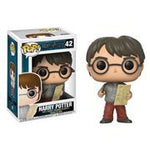 Harry Potter with Marauders Map Pop! Vinyl Figure