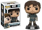 Funko Star Wars Rogue One Captain Cassian Andor Pop! Vinyl Kramer Toy Warden Greenhills, Alabang Mall, Philippines