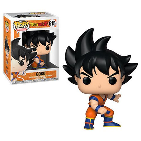 Dragon Ball Z Season 6 Goku Pop! Vinyl Figure