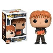 Funko Harry Potter George Weasley Pop! Vinyl Figure Kramer Toy Warden Greenhills, Alabang Mall, Philippines