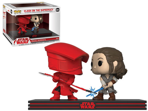 Funko Star Wars Movie Moment: The Last Jedi - Rey and Praetorian Guard Pop! Vinyl Figure Kramer Toy Warden Greenhills, Alabang Mall, Philippines