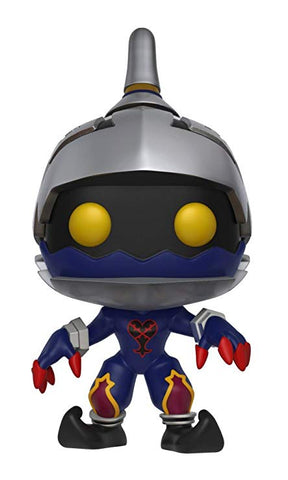 Preorder Disney: Kingdom Hearts 3-Soldier Heartless Pop! Vinyl Figure PO P550