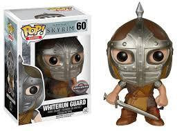 Skyrim Whiterun Guard Pop! Vinyl Figure - Gamestop Exclusive