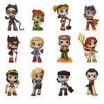 DC Bombshells Specialty Series Mystery Minis Display Case