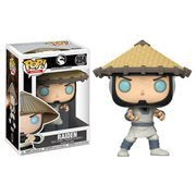 Funko Mortal Kombat Raiden Pop! Vinyl Figure Kramer Toy Warden Greenhills, Alabang Mall, Philippines
