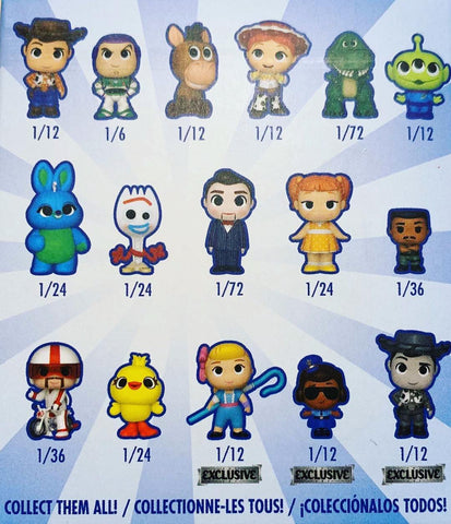Toy Story 4 Mystery Minis Display Case Target Exclusive
