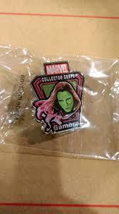 Marvel Collector Corps Guardians of The Galaxy Vol.2 Gamora Pin