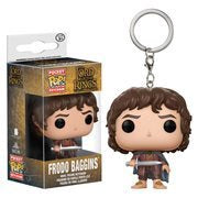 The Lord of the Rings Frodo Baggins Pocket Pop! Vinyl Key Chain