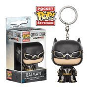 Justice League Batman Pocket Pop! Key Chain