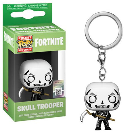 Funko Fortnite Skull Trooper Pocket Pop! Key Chain Kramer Toy Warden Greenhills, Alabang Mall, Philippines