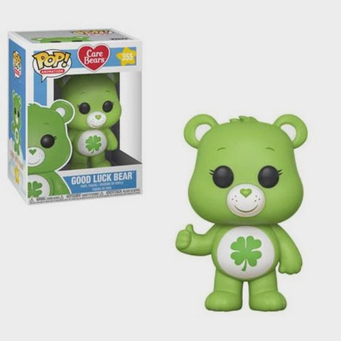 Care Bears Good Luck Bear Pop! Vinyl Figure #355