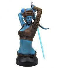 Star Wars Gentle Giant - Aayla Secura Mini Bust