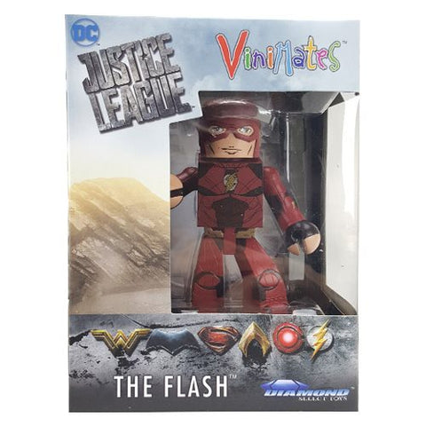 Justice League Movie Flash Vinimate Vinyl Figure