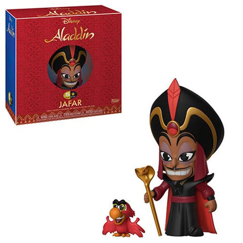 Aladdin - Jafar 5 Star Vinyl Figure Kramer Toy Warden in the Philippines