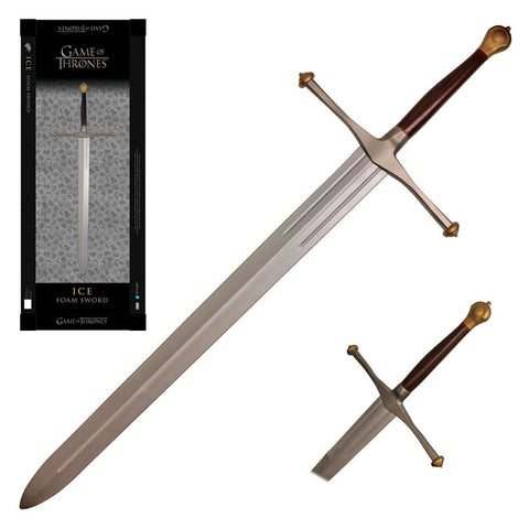 Game of Thrones Ned Stark's ICE Life-Size 53-inch Foam Sword Replica