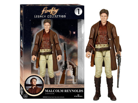Firefly Funko Legacy Collection Malcolm Reynolds action figure