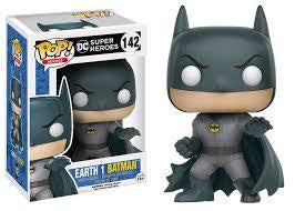 DC Heroes 1999 Earth 1 Fighting Batman Pop! Vinyl Figure