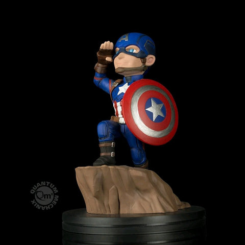 Captain America Civil War Q-Fig Vinyl Figure