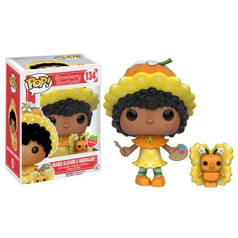 Strawberry Shortcake Orange Blossom Scented Pop! Vinyl Figures