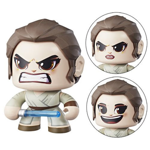 Star Wars Mighty Muggs Rey Action Figure