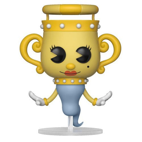 Funko Cuphead Legendary Chalice Pop! Vinyl Figure #314 Kramer Toy Warden Greenhills, Alabang Mall, Philippines