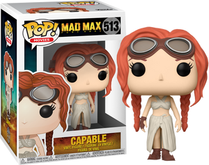 Mad Max: Fury Road Capable Pop! Vinyl Figure