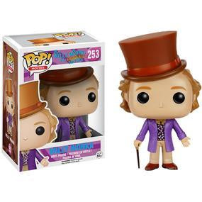 Willy Wonka Pop! Vinyl Figure
