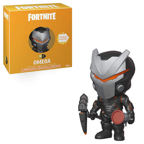 Fortnite Omega 5 Star Vinyl Figure Kramer Toy Warden in the Philippines
