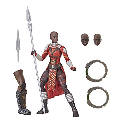 Marvel Legends Black Panther Series 2 Dora Milaje Action Figures