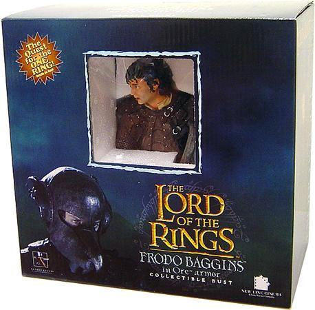 The Lord of the Rings The Return of the King Frodo Baggins Mini Bust