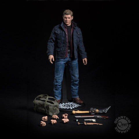 Supernatural Dean Winchester 1:6 Scale Master Series Articulated Figure