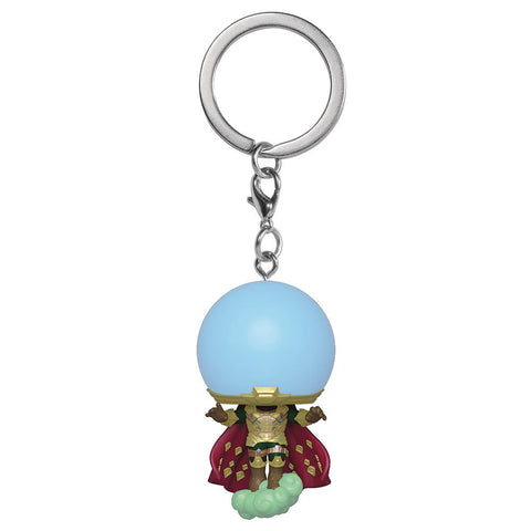 Spider-Man: Far From Home Spider-Man Mysterio Pocket Pop! Vinyl Key Chain