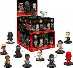 Star Wars Rise of Skywalker Mystery Minis Display Case