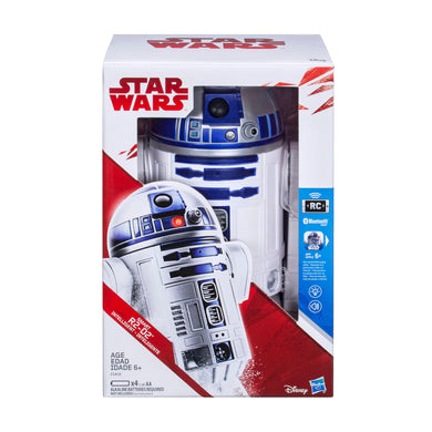 Star Wars R2-d2 Interactive Toy Intelligent Smart App Enabled Bluetooth