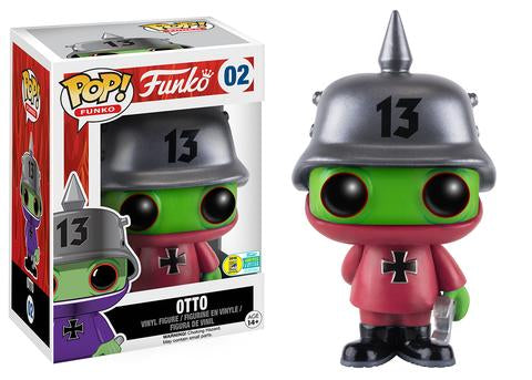 Otto (Red Shirt) SDCC 2016 Convention Exclusive Pop! Vinyl Figure
