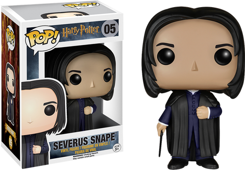Funko Harry Potter Severus Snape Pop! Vinyl Figure Kramer Toy Warden Greenhills, Alabang Mall, Philippines