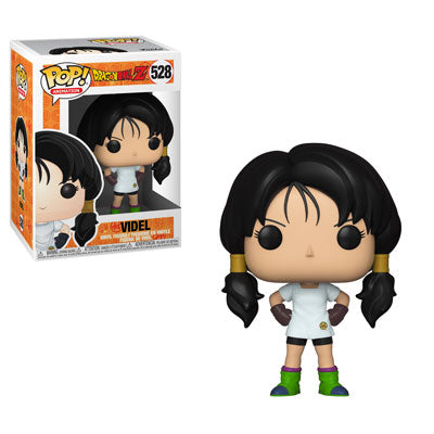 Funko Dragon Ball Z Videl Pop! Vinyl Figure #528 Kramer Toy Warden Greenhills, Alabang Mall, Philippines