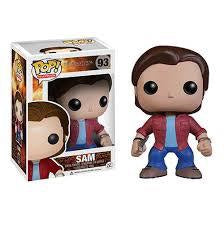 Funko Supernatural Sam Winchester Pop! Vinyl Figure Kramer Toy Warden Greenhills, Alabang Mall, Philippines