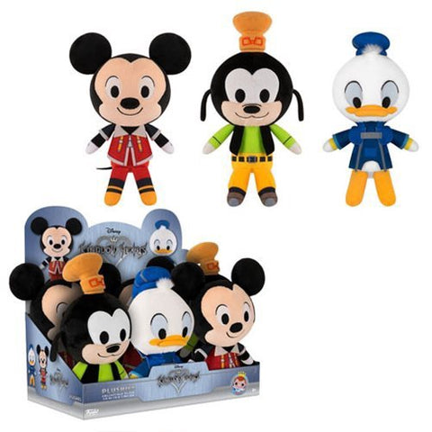 Kingdom Hearts 8-Inch Plush Assorted Singles